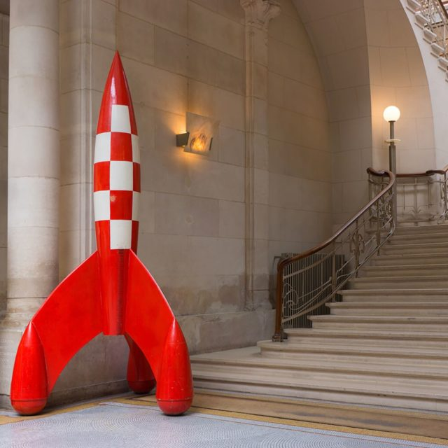 ArchiTour design TinTin Herg probably the most adoring rocket inhellip