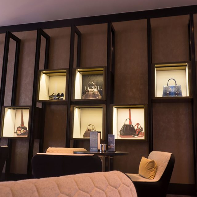 afternoonTea TheHotel caf interior luxury fashion objects