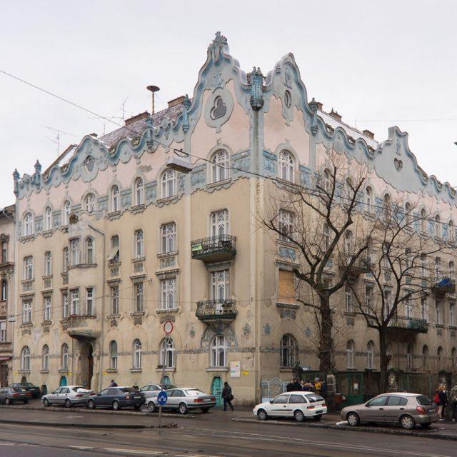 ArchiTour ThklyUtca Budapest ArtNouveau JugendStil