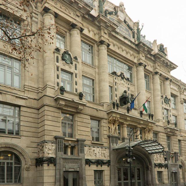 ArchiTour Budapest FranzLisztAcademyOfMusic built between 1904 and 1907 designed byhellip